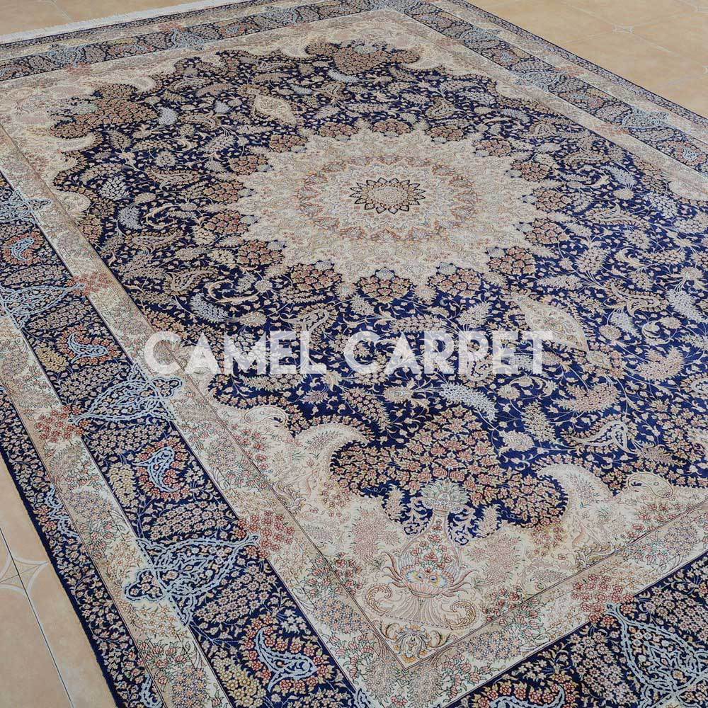 S0930A Hand Knotted Discount Area Rugs 10x14