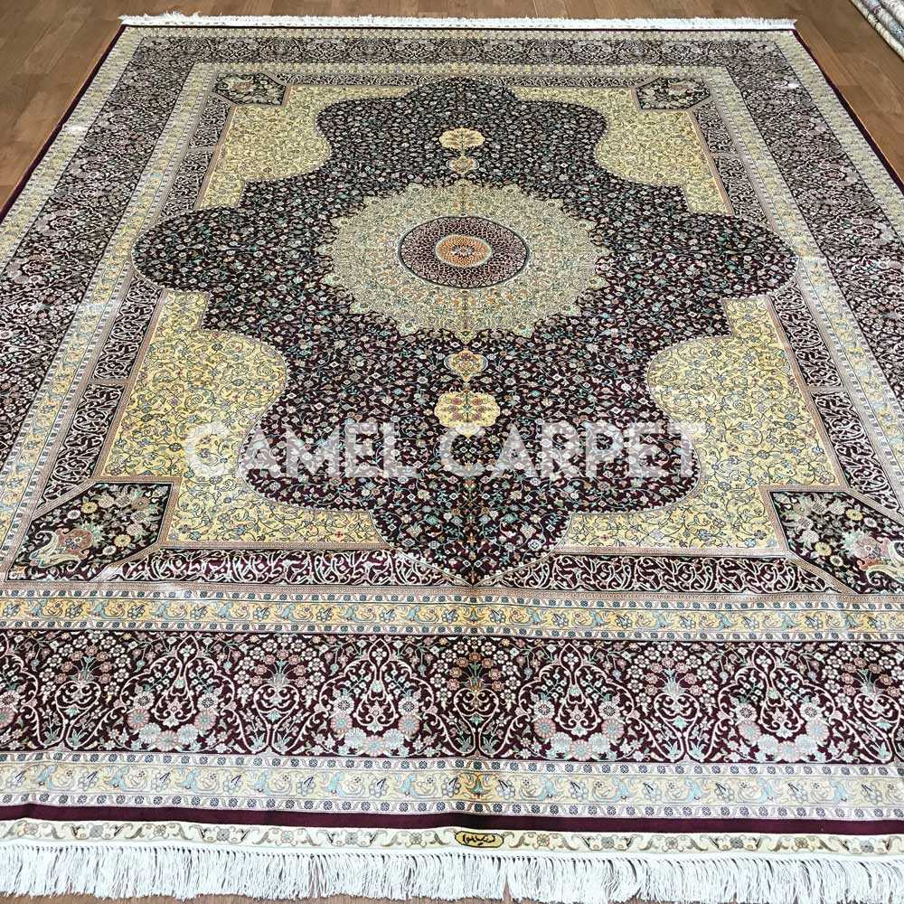 Burgundy And Gold Area Rugs For Sale Camel Carpet