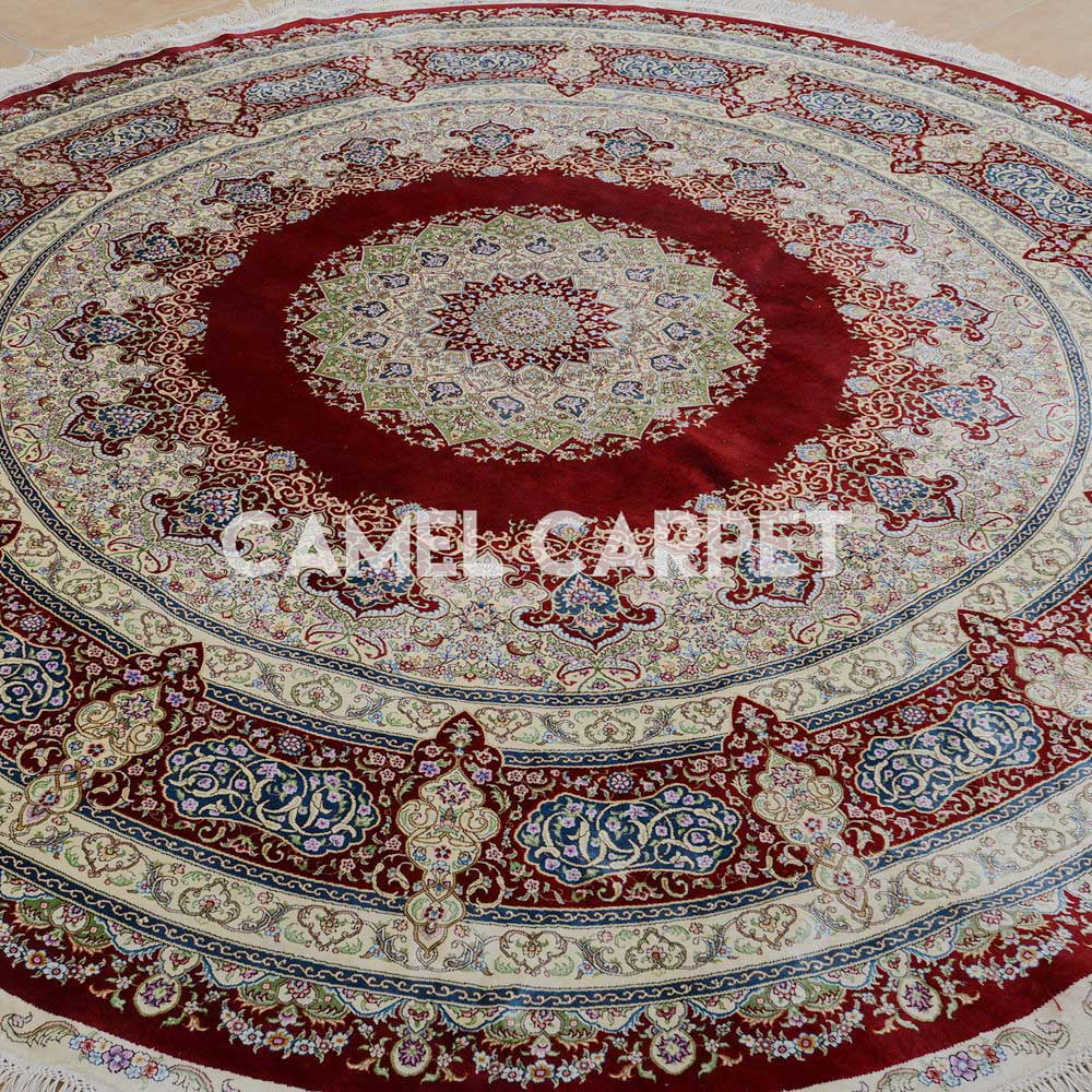 rugs p anji gray round jute rug area mountain ft kerala x